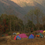 Camping Base On Cang MT