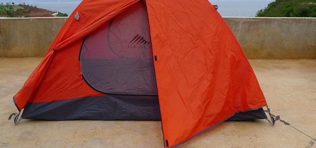 Glacier Star 3 Person Dome Tent