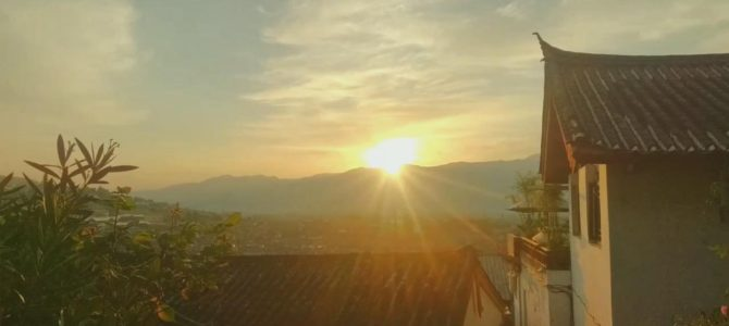 [Video]Good Morning Lijiang